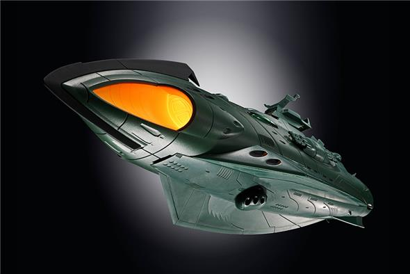 SOC GX-89 GARMILLAS SPACE CRUISER