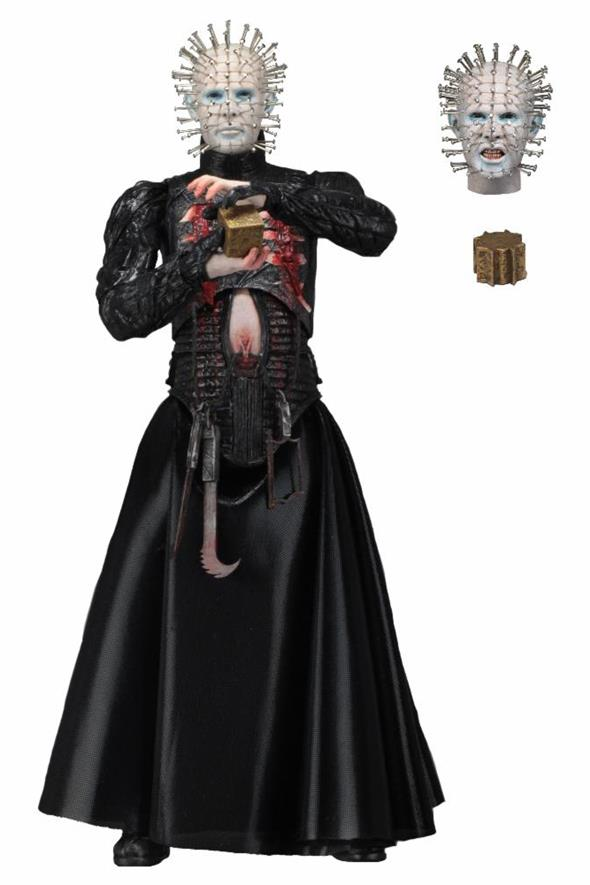 NECA - HELLRAISER ULTIMATE PINHEAD