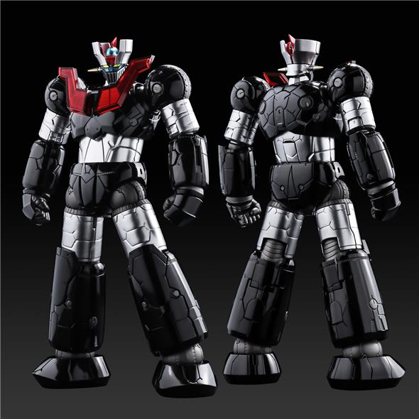 RIOBOT MAZINGER Z ACTION FIGURE