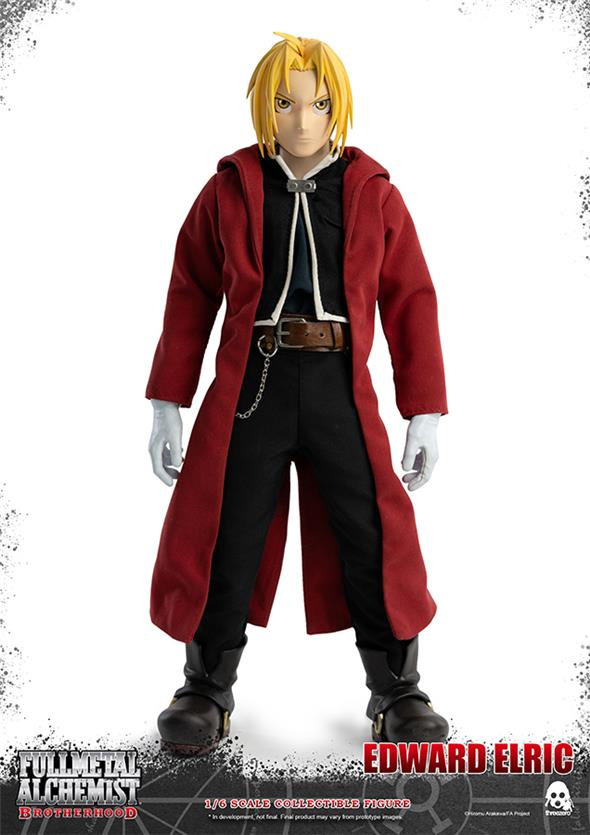 1/6 THREEZERO - FMA BROTHERHOOD EDWARD ELRIC