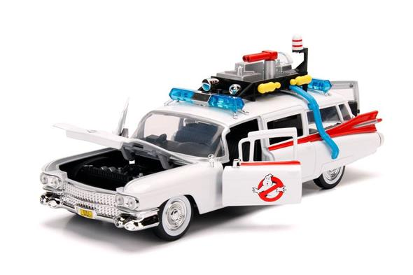 1/24 GHOSTBUSTERS 1959 CADILLAC ECTO-1