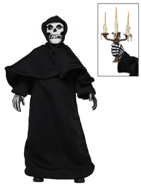 NECA - MISFITS FIEND BLACK ROBE CLOTHED