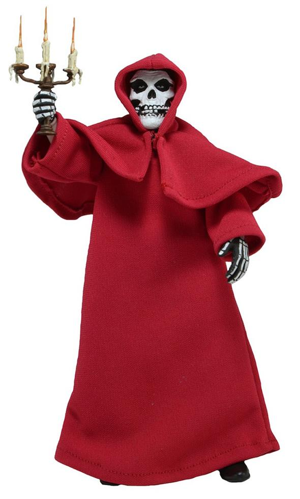 NECA - MISFITS FIEND RED ROBE CLOTHED