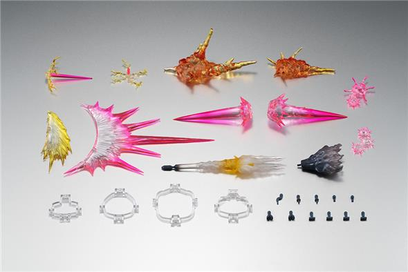 ROBOT SPIRITS - MS GUNDAM EFFECT PARTS SET ANIME