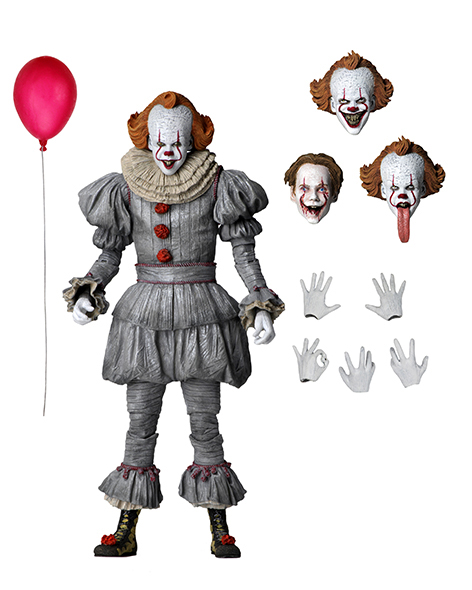 NECA - IT CHAPTER 2 ULTIMATE PENNYWISE (2019)