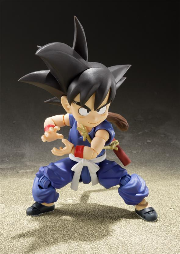 S.H. FIGUARTS - SON GOKU KID EVENT EXCLUSIVE COLOR EDITION