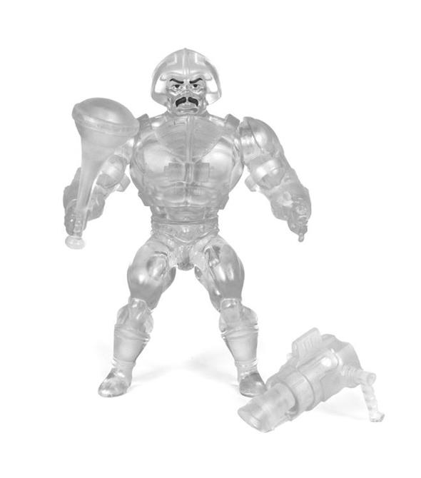 MASTERS OF THE UNIVERSE VINTAGE WAVE 3 - CRYSTAL MAN-AT-ARMS
