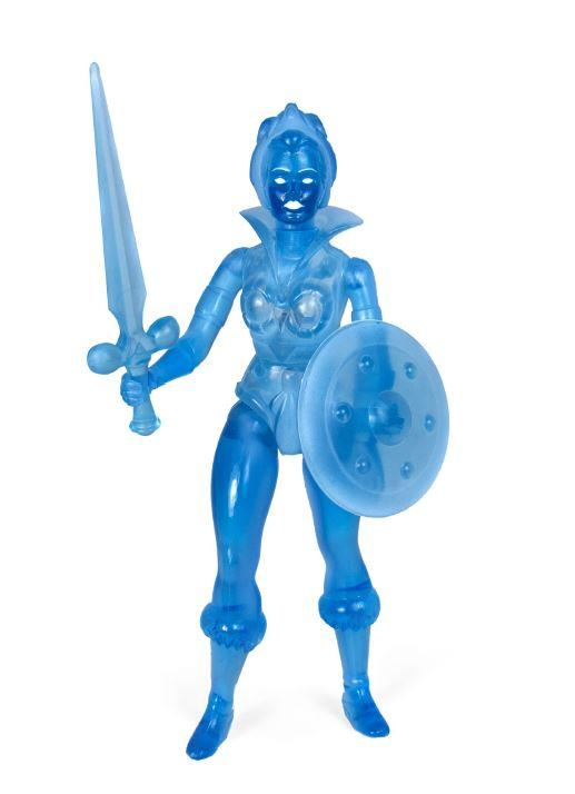 MASTERS OF THE UNIVERSE VINTAGE WAVE 3 - FROZEN TEELA