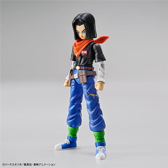 FIGURE RISE - DRAGON BALL ANDROID 17