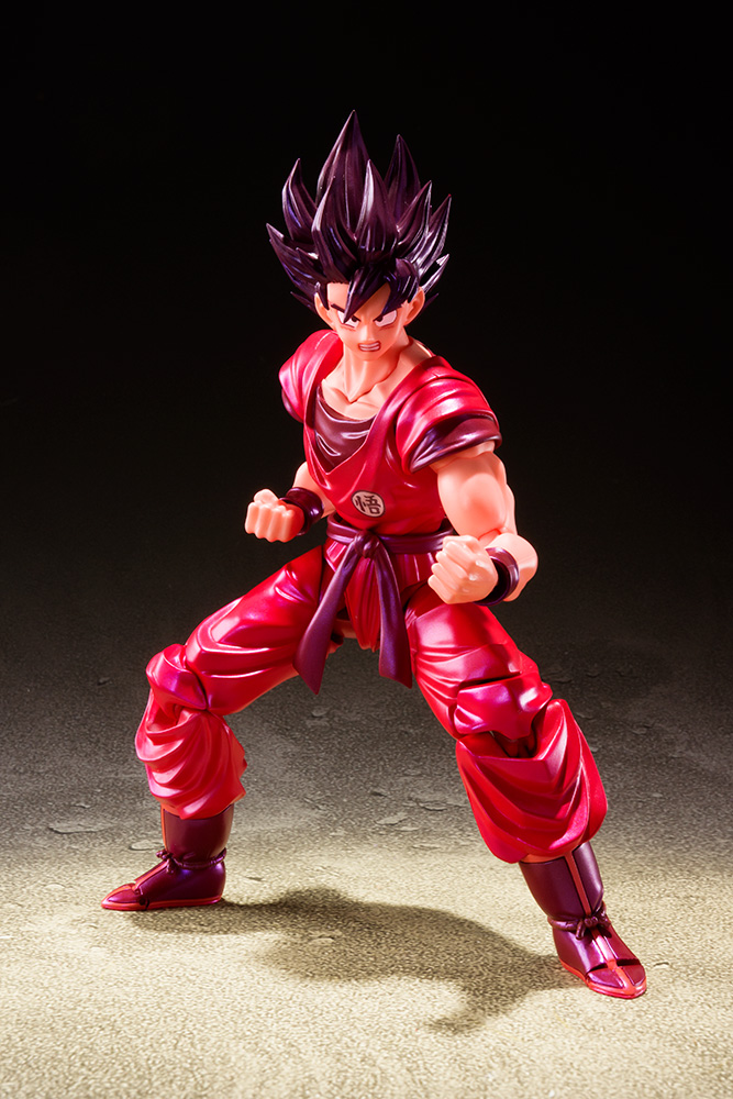 S.H. FIGUARTS - DRAGON BALL SON GOKOU KAIOHKEN