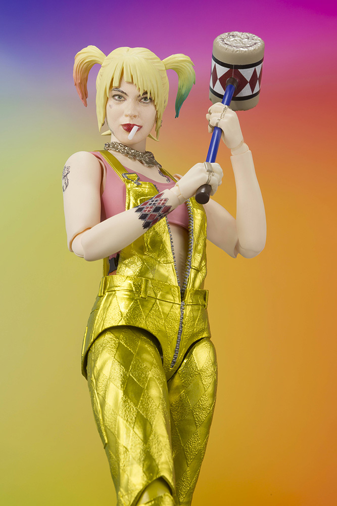 S.H. FIGUARTS - BIRDS OF PRAY HARLEY QUINN