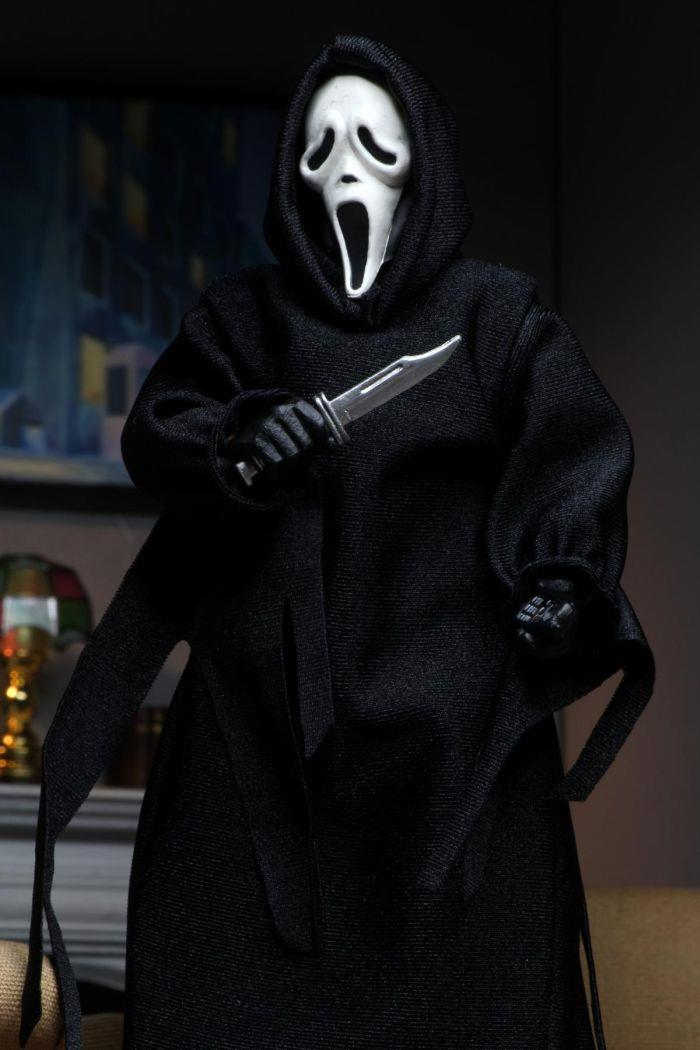 NECA - SCREAM GHOSTFACE UPDATED CLOTH