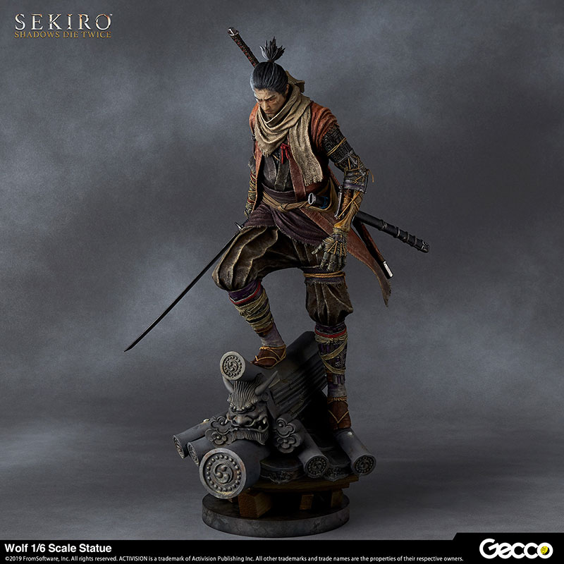 1/6 SEKIRO SHADOWS DIE TWICE - WOLF