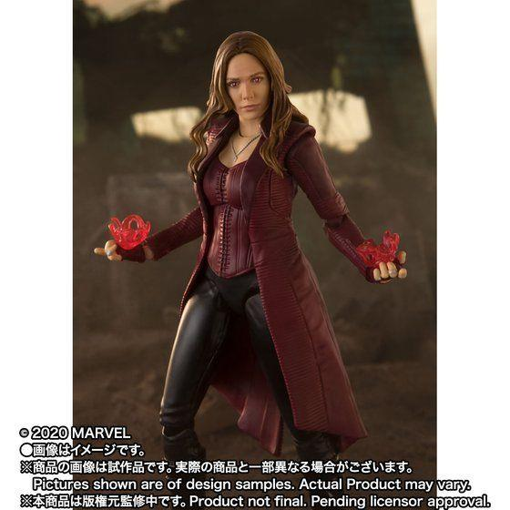 s.h. figuarts - ae scarlet witch