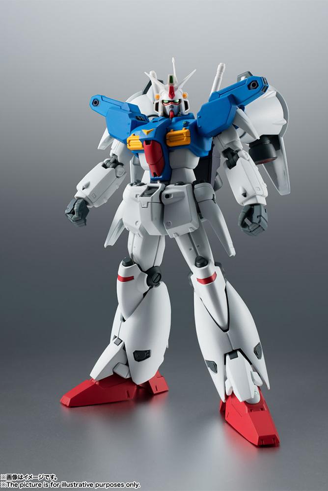 robot spirits - rx-78gp01fb gundam gp01 full burnern