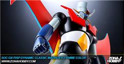 soc gx-70sp dynamic classic mazinger z anime color