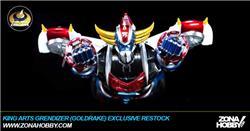 king arts grendizer (goldrake) exclusive restock(12/20)