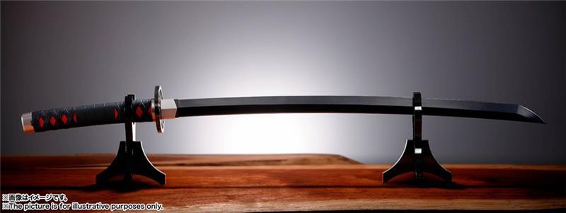 demon slayer proplica - nichirin sword