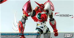 robo-dou shin getter 1 anime color ver