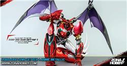 robo-dou shin getter 1 anime metallic