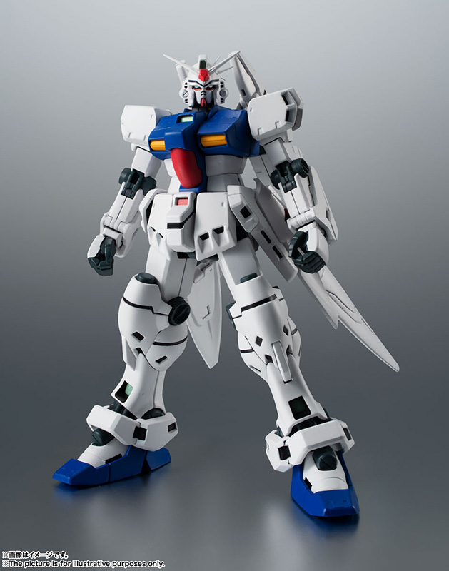 robot spirits - gundam rx-78gp03s anime