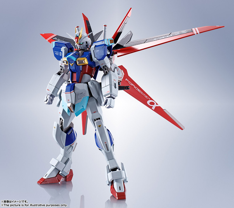 metal robot spirits - force impulse gundam