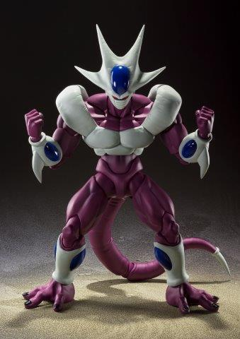 s.h. figuarts - dragon ball z cooler final form