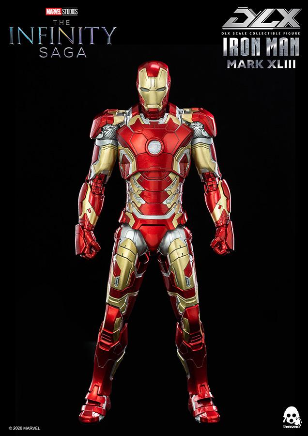 infinity saga iron man mark 43