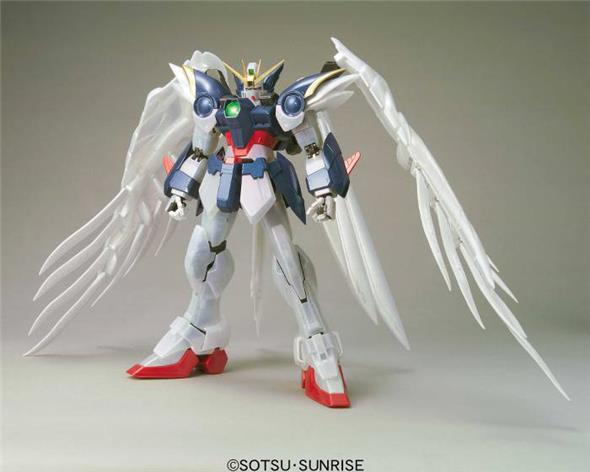 1/60 PERFECT GRADE WING GUNDAM ZERO CUSTOM (PEARL MIRROR COATING VER.)