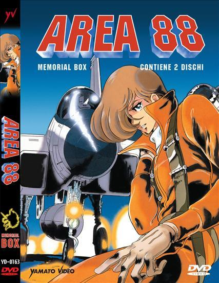 DVD - AREA 88: ATTO I , II, III (MEMORIAL BOX DOPPIO DVD)