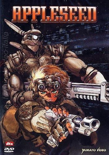 DVD - APPLESEED