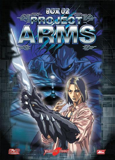 DVD - PROJECT ARMS BOX 2 (4DVD)