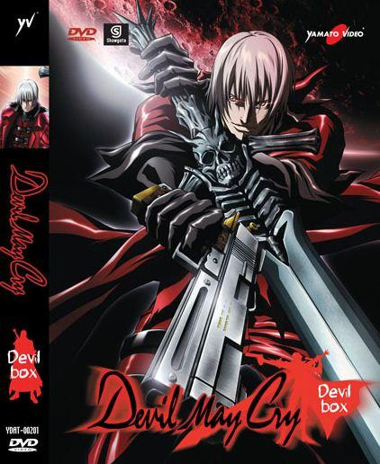 DVD - DEVIL MAY CRY BOX (3 DVD)