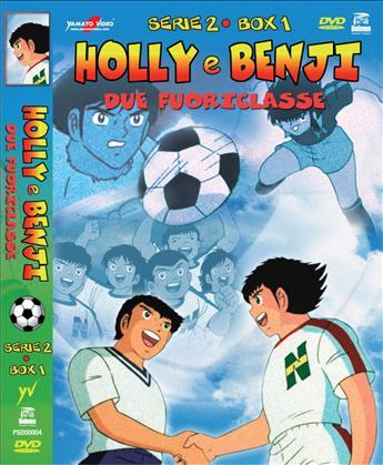 DVD - HOLLY E BENJI DUE FUORICLASSE - SERIE 2 BOX 1