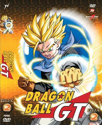 DVD - DRAGON BALL GT - BOX 2 (4 DVD)