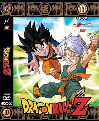 DVD - DRAGON BALL Z - BOX 11 (5 DVD)