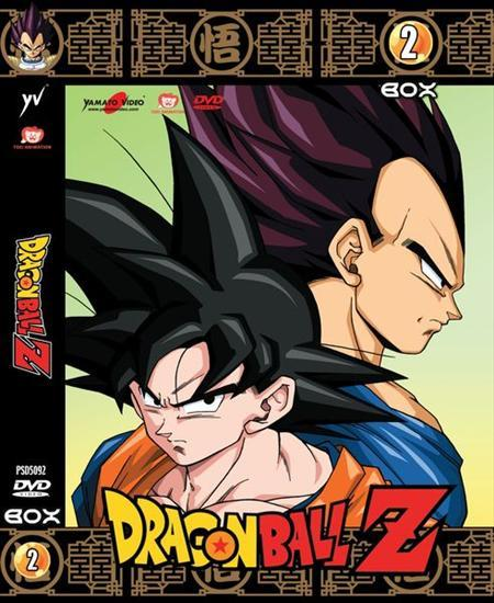 DVD - DRAGON BALL Z - BOX 02 (5 DVD)