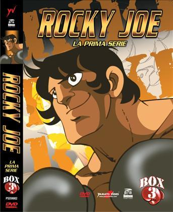 DVD - ROCKY JOE - LA PRIMA SERIE - BOX 3