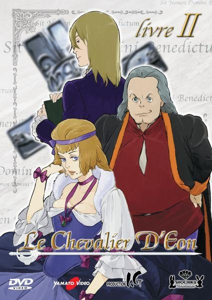 DVD - LE CHEVALIER D`EON VOL. 2