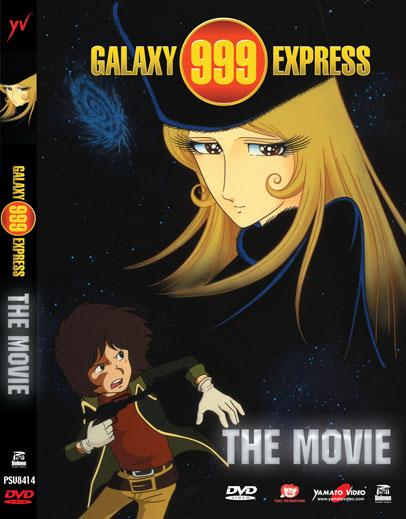 DVD - GALAXY EXPRESS 999 THE MOVIE