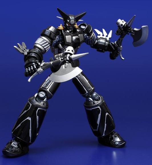 FEWTURE EX GOHKIN BLACK GETTER RYOMA MODE REPAINT CHANGING SET VERSION