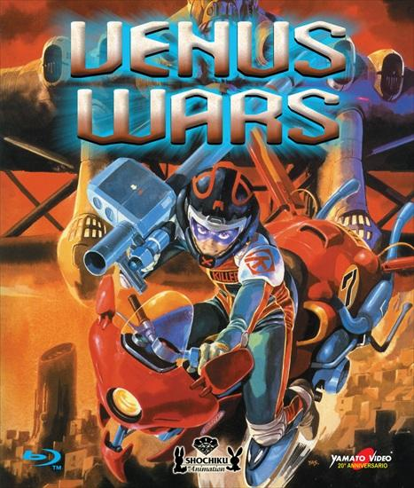 BLU-RAY VENUS WARS