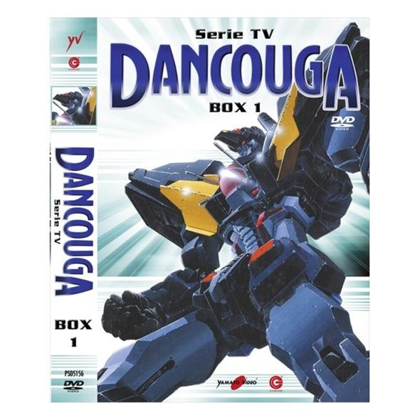 DVD - DANCOUGA BOX 01 ( 4 DVD )