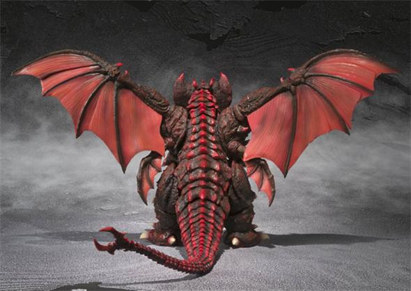 MONSTERARTS GODZILLA VS DESTROYAH