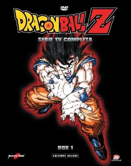 DVD - DRAGONBALL Z DELUXE EDITION BOX ( 49 DVD )