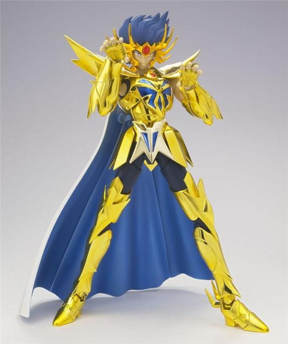 SAINT SEIYA EX CLOTH - GOLD CLOTH CANCER DEATHMASK