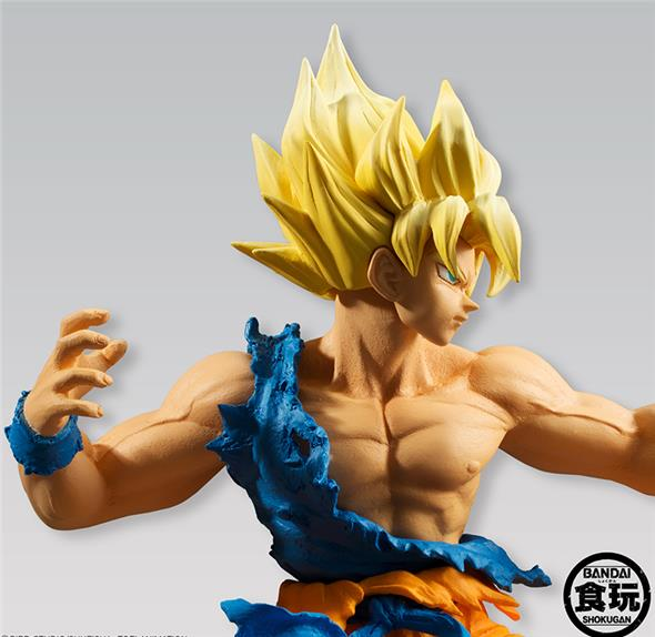 DRAGON BALL STYLING SUPER SAIYAN SON GOKU