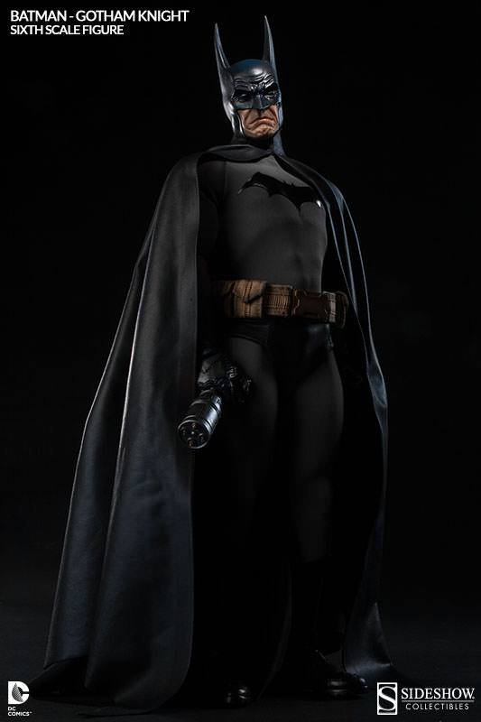 1/6 SIDESHOW BATMAN GOTHAM KNIGHT - BATMAN