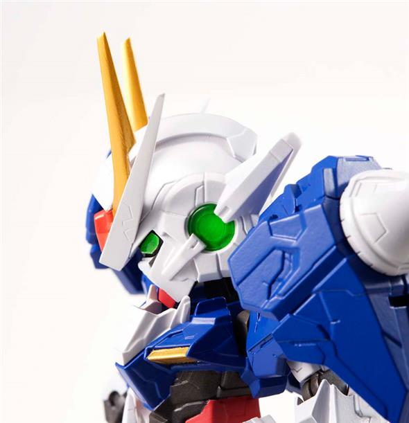 NXEDGE STYLE - GUNDAM OO AND OO RISER