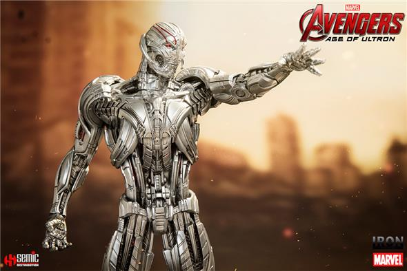 1/10 AVENGERS AGE OF ULTRON - ULTRON STATUE